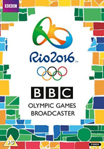 Rio 2016 Olympic Games DVD NEW