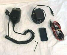 Cobra Ca-40 Speaker Microphone Mic Hh-40 2 Way Portable Cb Radio Accessories
