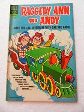 Raggedy Ann and Randy 2 . Dell  1965  -  FN +