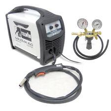 MIG MAG Flux Schutzgasschweißgerät Maxima 160 Synerigic 150A ink.l Zubehör
