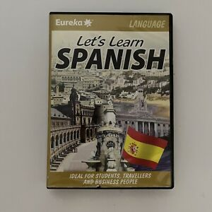 Let's Learn Spanish PC CD-ROM