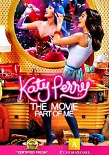 NEW DVD - KATY PERRY - THE MOVIE - PART OF ME - Adam Marcello, Casey Hopper,