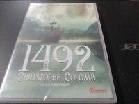 "DVD NEUF ""1492 : CHRISTOPHE COLOMB"" Gerard DEPARDIEU Sigourney WEAVER / R. SCOTT"