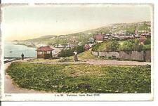 LOVELY VINTAGE POSTCARD,VENTNOR FROM EAST CLIFF,ISLE OF WIGHT