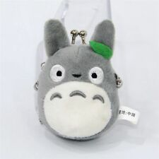 My Neighbor TOTORO Plush Coin Purse Wallet Pouch ID Card Holder For Kids
