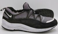 Nike Air Huarache Light Trainers -Black/Grey/White - 306127-010 - UK11/US12/EU46