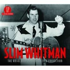 The Absolutely Essential 3cd Collection Slim Whitman Audio CD
