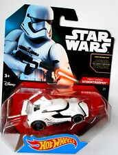 HOT WHEELS  CGW35 STAR WARS: STORMTROOPER  Mattel