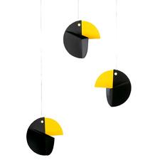 Talking Tree Black Flensted Modern Danish Decor Hanging Mobile