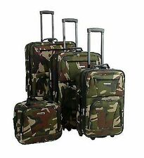 292adfb7fdcf Wheel/Rolling Camouflage Travel Luggage for sale | eBay
