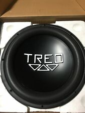 "New Treo Engineering SSP15.11 15"" dual 1 ohm Competition subwoofer,Rare,NIB,USA,"