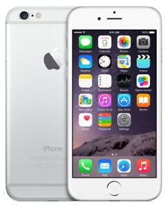 Apple iPhone 6s PLUS 16GB 32GB 64GB 128GB SILVER Unlocked GSM+CDMA Grades ABC