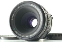 【EXC+5】 Mamiya Sekor Macro C 80mm f/4 N Lens for 645 1000S Super from Japan #174