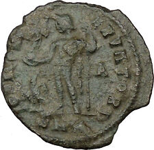 Constantine I The Great 313AD Ancient Roman Coin Nude Jupiter Eagle i36239