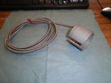 Watlow Model: B1N1Nb1 800W, 240V Band Heater, Type M. New Old Stock <