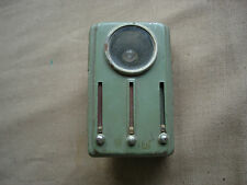 Vintage  Military and Railroad 3 colours Signal Torch Flashlight  #391