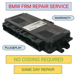 BMW Series 1 3 ALL E MODELS E90 E70 E81  MINI FRM3 FRM3R Footwell Module Repair