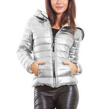 sale retailer d0e7f dd444 Daunenjacke Silber in Damenjacken & -Mäntel günstig kaufen ...