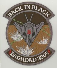 """78TH AIR POLICE SQDN ON GUARD ADC PATCH 4 3//8X3.75/"""""""