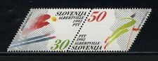 SLOVENIA  Scott # 134  Olympic Albertville