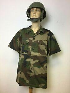 Chemise armée Française manche courte cam CE militaire