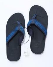 Gap Men's Navy T Strap Sandal / Flip Flop Shoes NWT Size 10 RV $24 B1