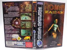 Sega Saturn juego-Tomb Raider 1 (con embalaje original) (PAL) 11090045