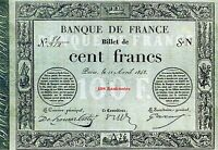 2x 100 Fr. - Edition 1848 Provisional 100 Fr. - Reproduction - 21