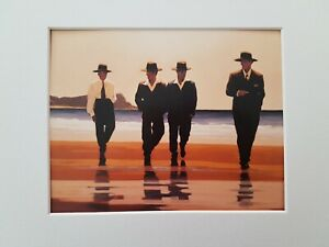 Jack Vettriano Billy Boys Mounted Art Print Special Offer NEW