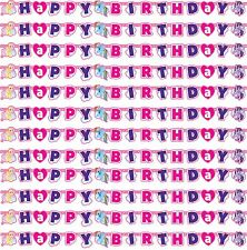 My Little Pony | Rainbow Dash | Happy Birthday Banner | Party Decoration 1-5pk