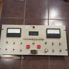 Linaire LX-3B Transponder Bench Test Panel