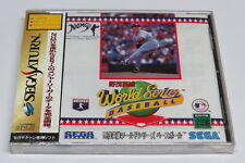 World Series Baseball II 2 SEGA Saturn Japan Japanese IMP