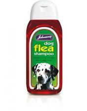 Johnsons Dog Flea Shampoo   Dogs