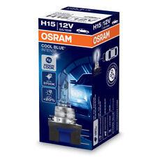 OSRAM Cool Blue Intense H15 Styling Headlight Bulbs 3700K (Single Bulb)