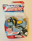Hasbro Transformers Animated Deluxe Autobot Prowl with 2 Bladed Mecha Star NISP