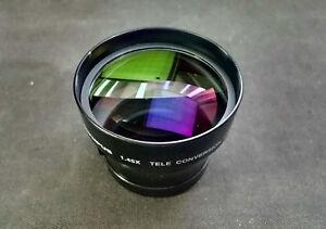 1.45x Olympus TCON-14 HQ Tele Extension Converter Ф43mm-46mm mount Lens