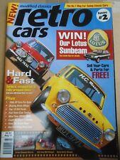 Retro Cars Aug 2003 Mini, Capri RS buyers guide, Manta