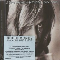 EDDIE MONEY - PLAYING FOR KEEPS - ROCK CANDY REMASTERED EDITION - CD