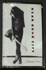 Hear Rock City Tennessee Tracks CASSETTE ALBUM PROMO NEW SEALED INDIE ROCK