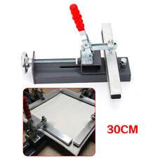 2x Manual Silk Screen Printing Stretcher Stretch Screen Frame Stretching Machin