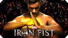 MARVELS IRON FIST/  FIRST SEASON/ 04 DVDS 13 CHAPTERS IN ENGLISH