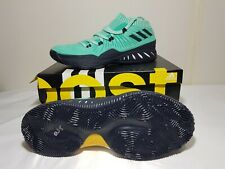 Adidas Crazy Exp Low all star weekend Basketball Shoes Green Black 12.5 AQ0980