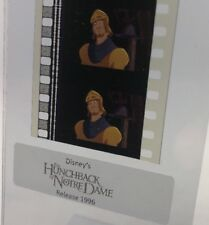 Disney HUNCHBACK NOTRE DAME Authentic Animation Film 5-Cell Strip PHOEBUS