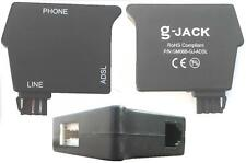Dsl-n55u MINI 55mm Splitter antenna ASUS NUOVO ADSL Phone line rj11 gm06b-gj ADSL
