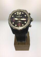 Corum Bubble Diamond Bezel Chronograph 285.190.47