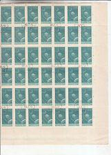 Korean Block Thematic Postal Stamps