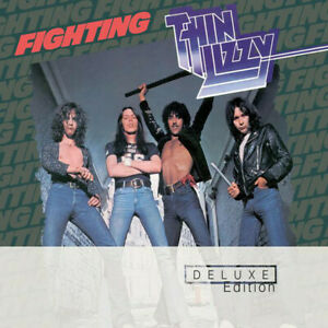 THIN LIZZY FIGHTING DELUXE EDITION 2 CD SET NEW SEALED ROSALIE