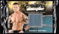 2010 Topps WWE Elimination Chambor RANDY ORTON Relic