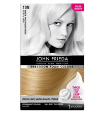 John Frieda Precision Foam Colour 10N Extra Light Natural Blonde 130ml