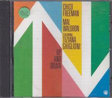 CHICO FREEMAN / MAL WALDRON / TIZIANA GHIGLIONI - up and down CD